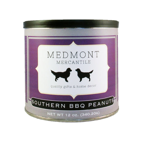 Medmont Mercantile Southern BBQ Peanuts