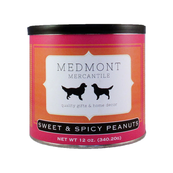 Medmont Mercantile Sweet & Spicy Peanuts