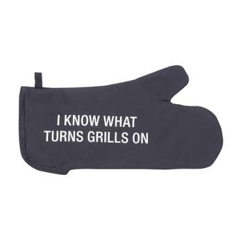 About Face Designs Grill Mitts