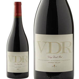 VDR, Very Dark Red, Red Blend