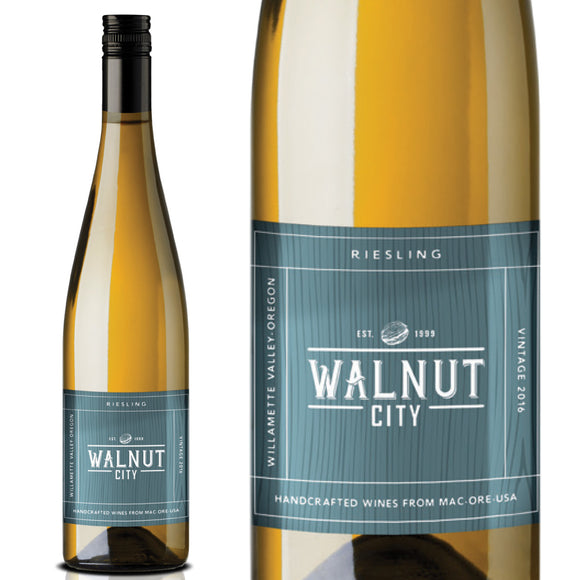 Walnut City WineWorks, Riesling