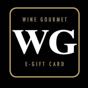 Wine Gourmet Gift Card