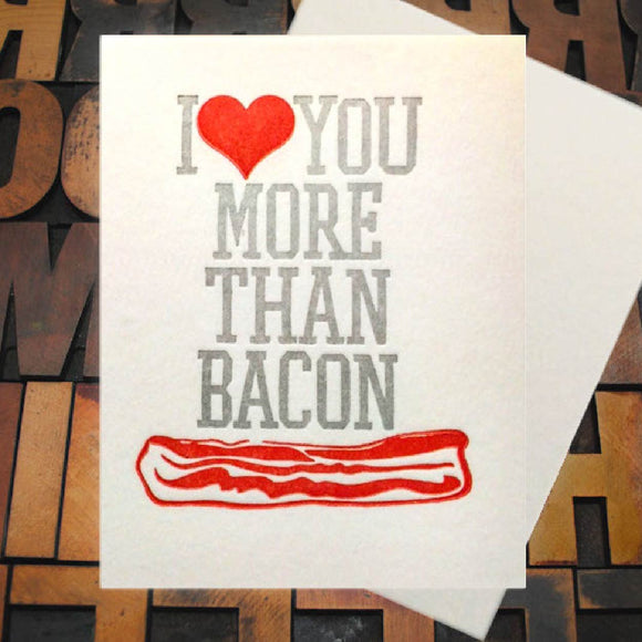 Card, Bacon