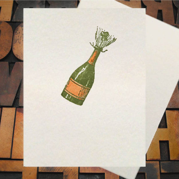 Card, Champers