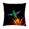 "Image of Burst Of Color photograph on a 16"" square pillow."