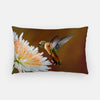 Image of Dreamsicle photograph printed on a lumbar pillow.