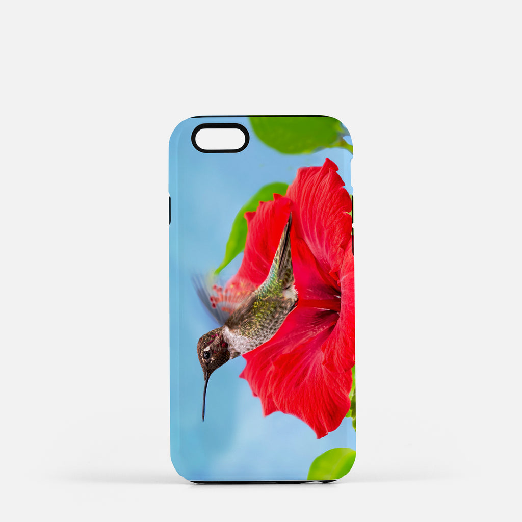 Fairy Wings photograph on an iPhone  6 Plus phone cover.