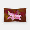 Image of Gorgeous Redhead photograph printed on a lumbar pillow.