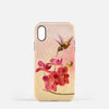 Image of Orchid Attraction 4 photograph printed on an iPhone X case.