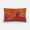 Image of Secret Garden 1 photograph printed on a lumbar pillow.