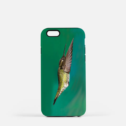 Top Gun photograph on an iPhone 7 phone cover.