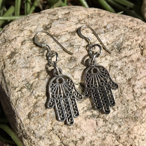 Hamsa Hand / Earrings