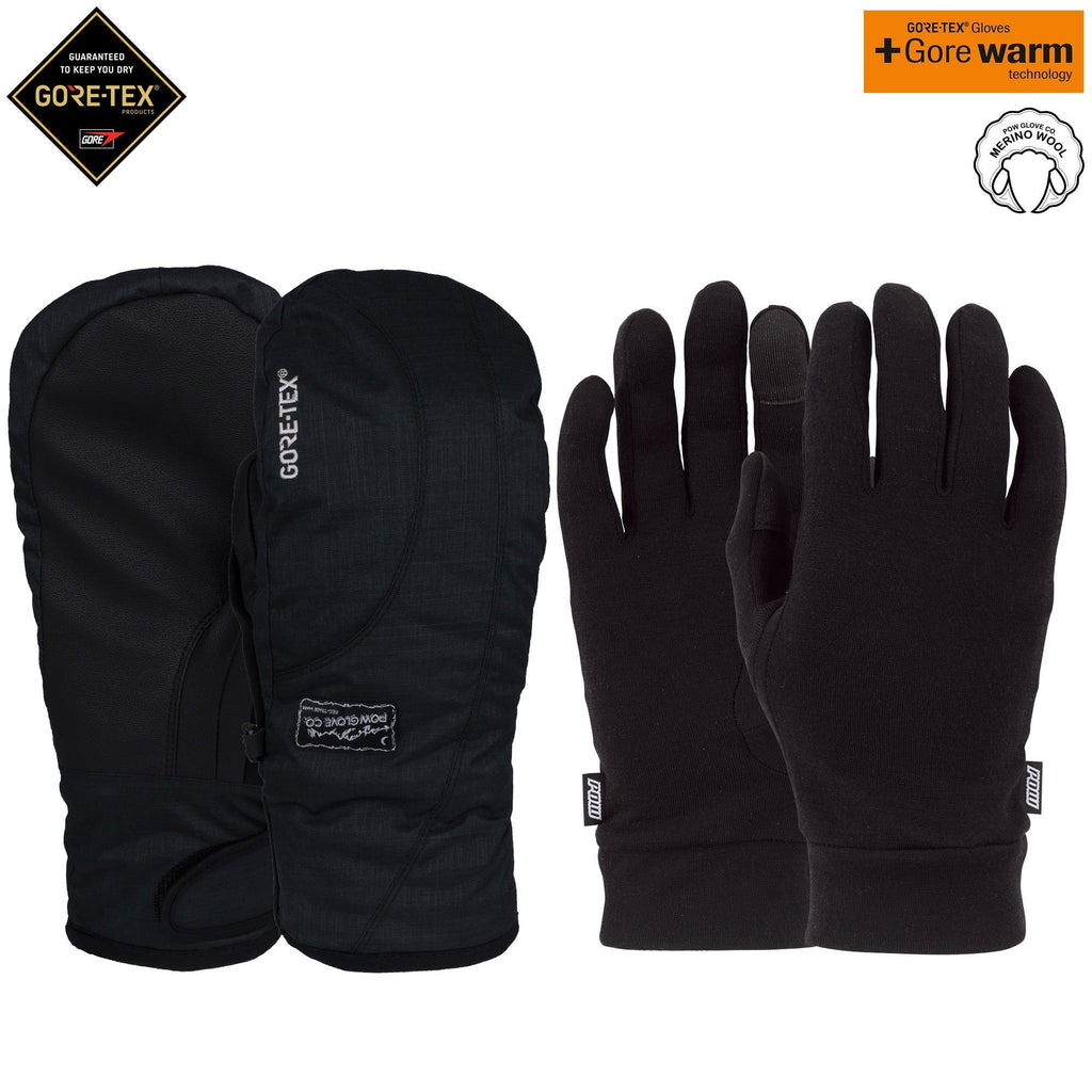 W's Crescent GORE-TEX Short Mitt + Warm