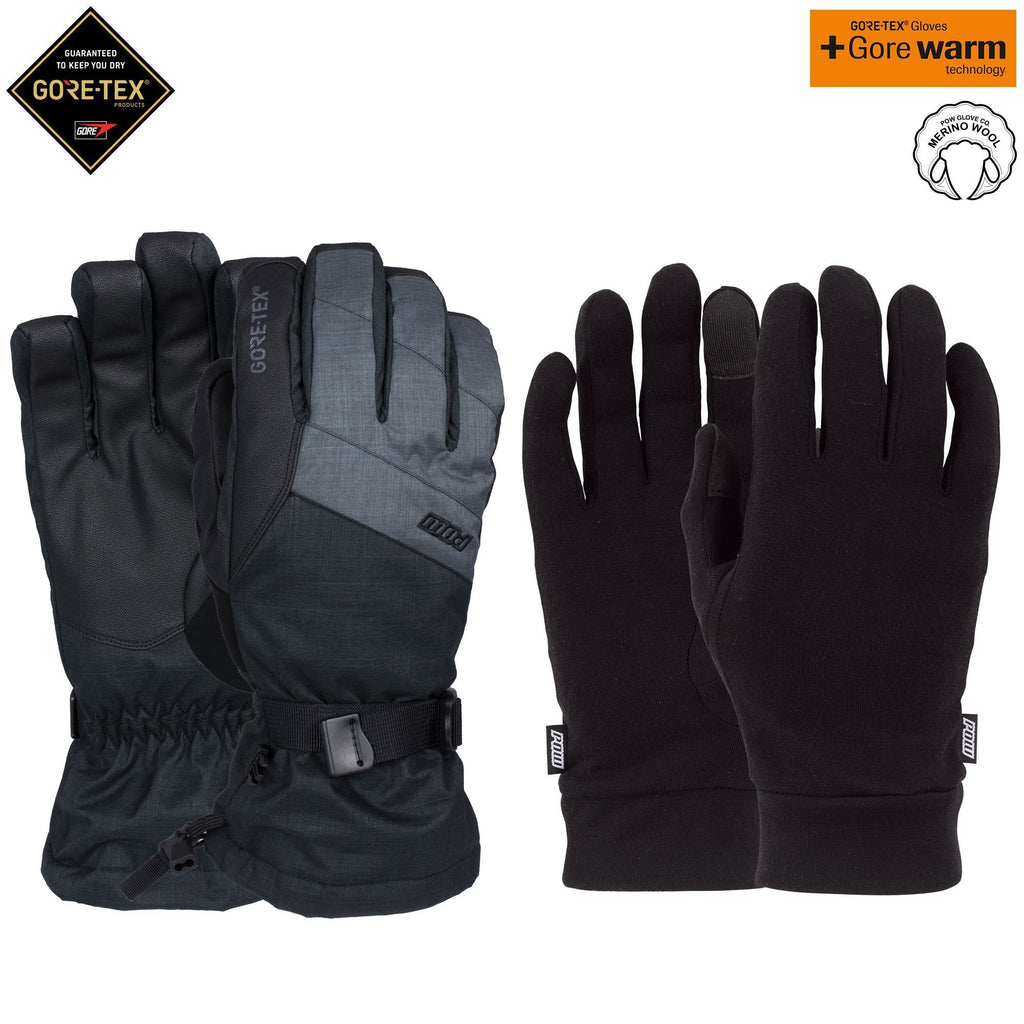 Warner GORE-TEX Long Glove + Warm