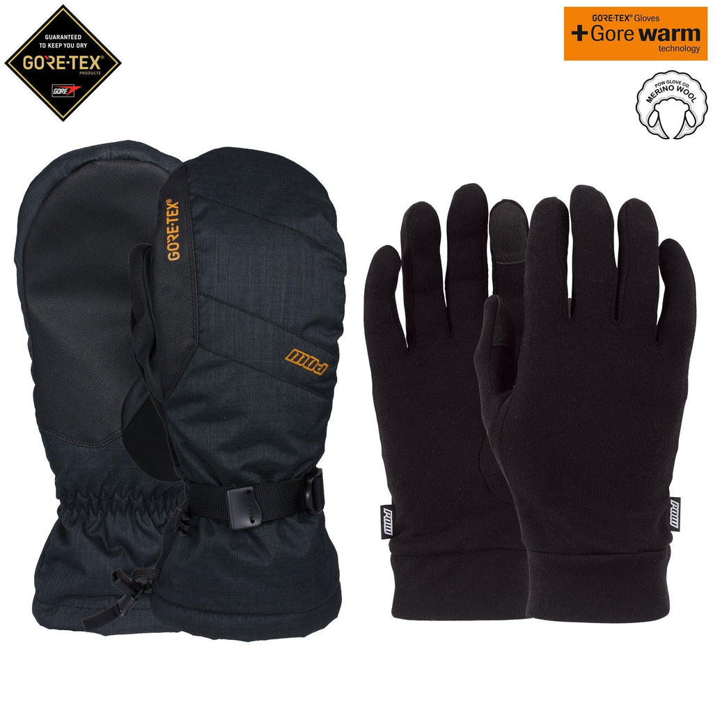Warner GORE-TEX Long Mitt + Warm