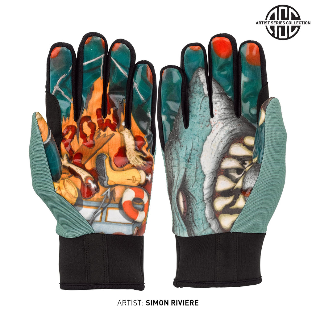 ALL DAY GLOVE - BITTEN