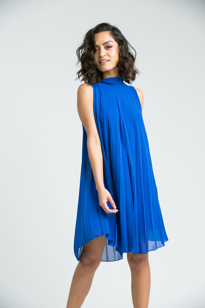 Daisy Blue Swing Dress