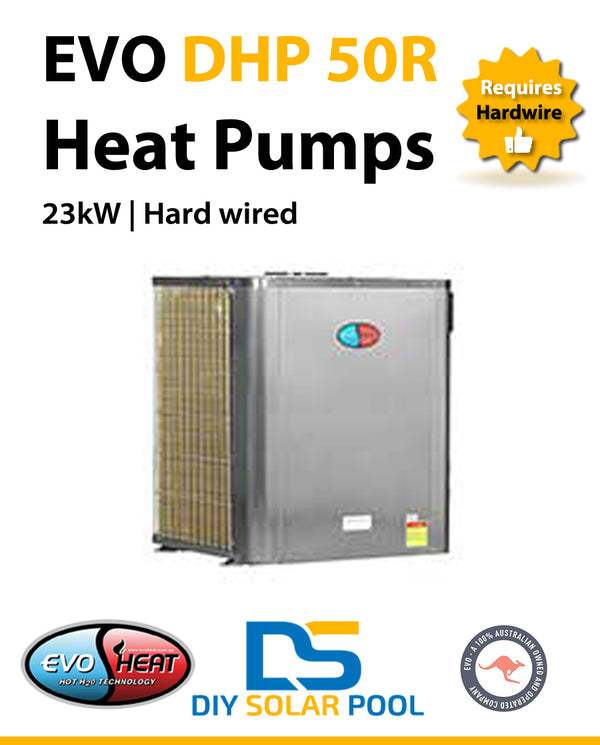 Evo DHP50R Heat Pump