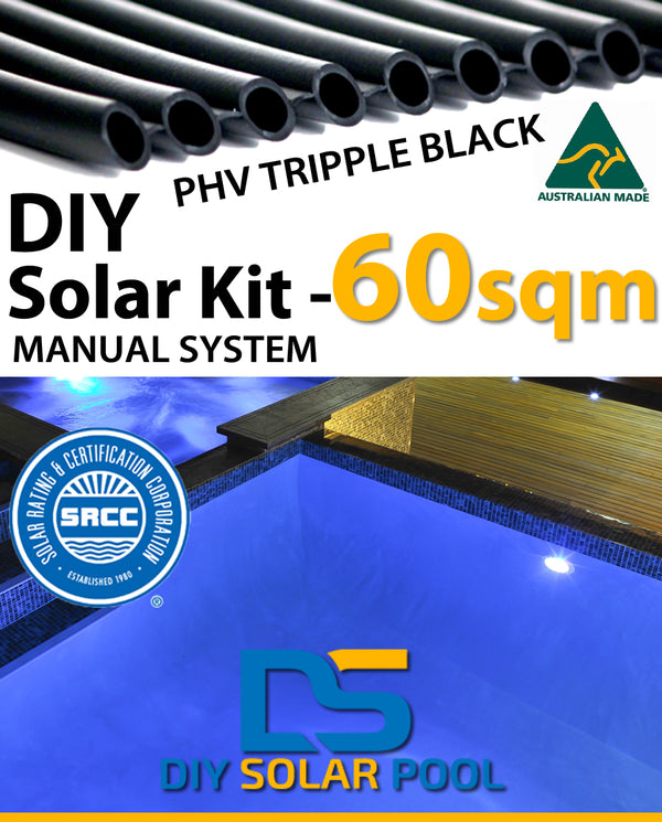 DIY Solar Pool Kit 60sqm - Manual