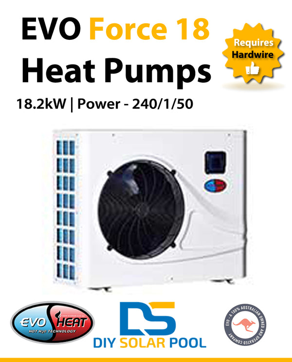 Evo Force 18 Heat Pump