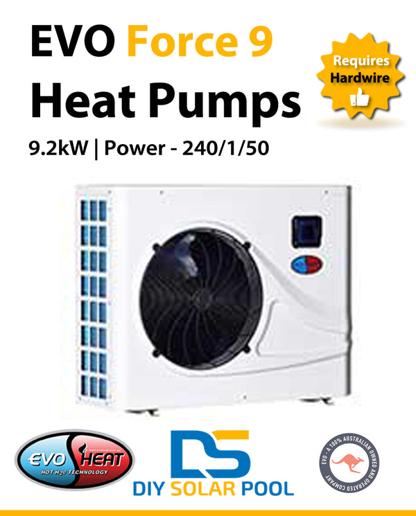 Evo Force 9 Heat Pump