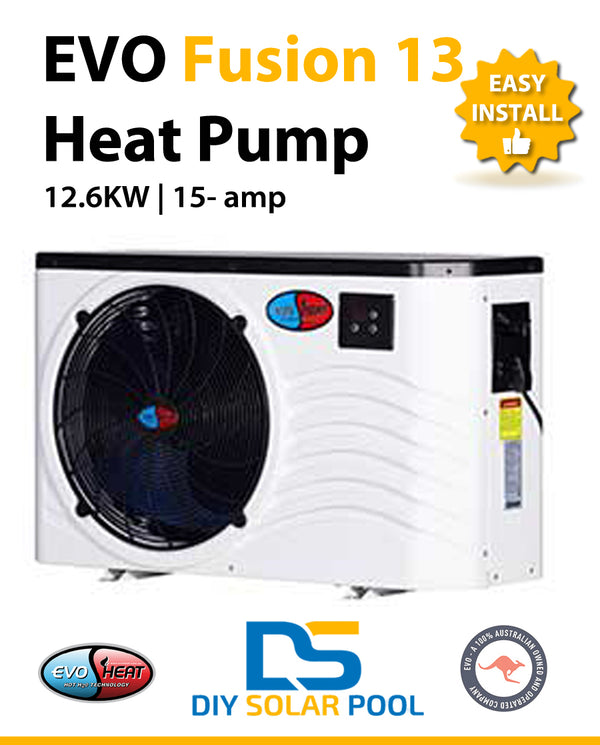 Evo Fusion 13 Heat Pump