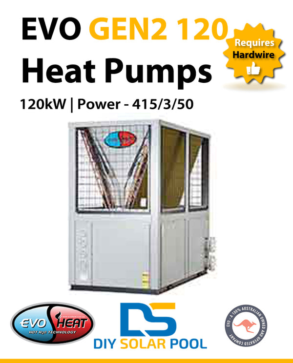 Evo GEN2 120 Heat Pump