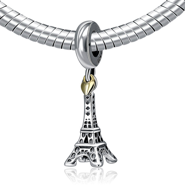 bbd535e4e ... tower with multi hot authentic 925 sterling silver bead charm 856da  adf1c ...