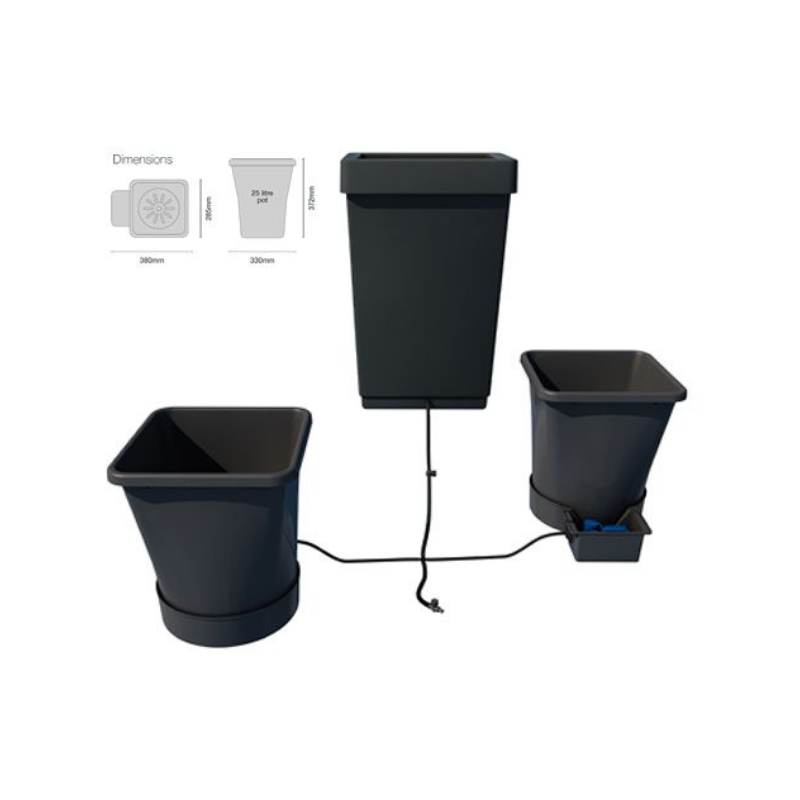 Autopot XL 2 pot system