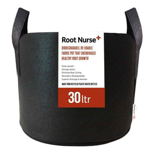 Root Nurse 30l Pot Black