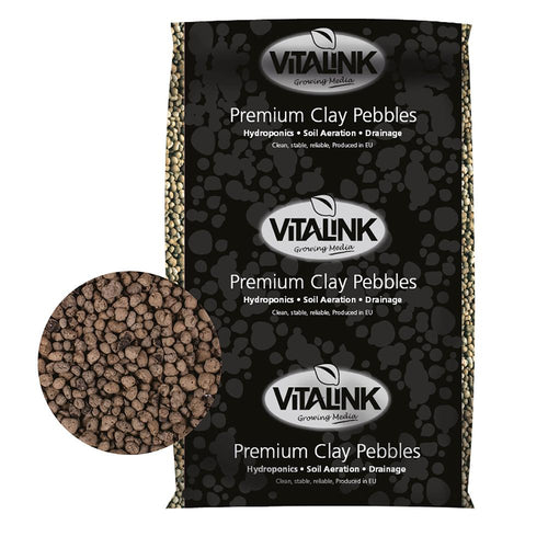 Vitalink Clay Pebbles 50L