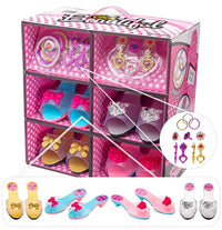 Shoes and Jewelry Boutique deluxe