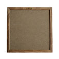 "Grey Square Felt Letter Board 10"" x 10"" Bundle"