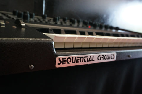 Sequential Circuits Pro-One 80's Vintage Monophonic Synthesiser