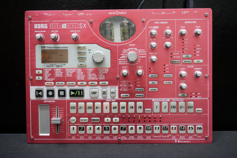 Korg Electribe ESX-1 Dance Music Performance & Production Sampler & Sequencer