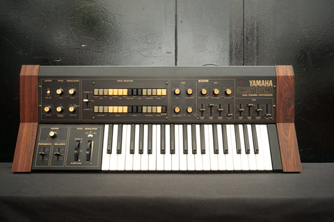 Yamaha CS15D 70's Vintage Monophonic Analogue Synthesiser - 100V