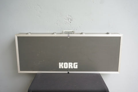 KORG Hard Protective Road Travel Gig Case for Poly-61 OR Similar Synthesiser