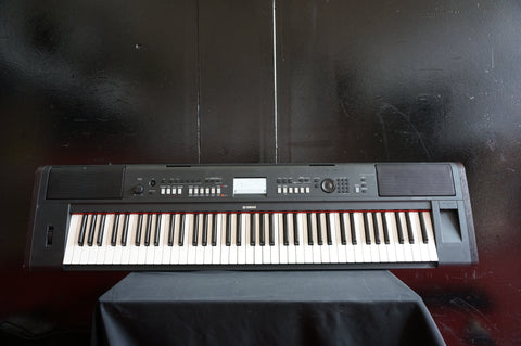Yamaha Piaggero NP-V80 Portable Slim Digital Piano Keyboard