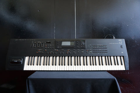 Korg i2 Rare 90's 76 Key Interactive Music Workstation MIDI Synthesiser