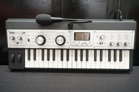 MicrokorgXL Electronic Dance Music Polyphonic Synthesiser & Vocoder MircoKorg XL