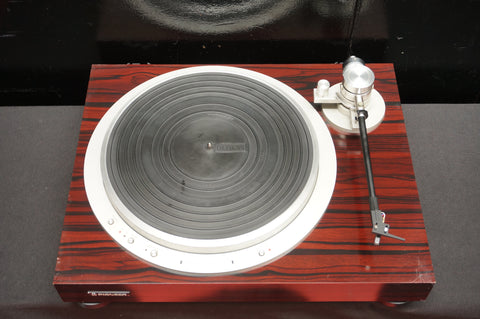 Pioneer PL-30LII Vintage Quartz Phase Lock Loop Manual Turntable - 100V