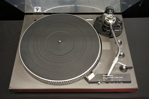 Technics SL-1900 Black Automatic Direct Drive Turntable System -100V