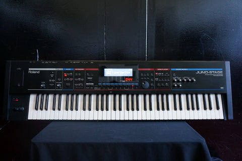 Roland Juno-Stage 76-key 128 Voice Expandable Performance Synthesiser W/ Effects