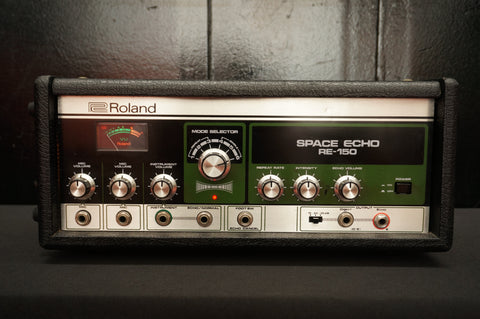 Roland RE-150 70's Vintage Space Echo Tape Delay - Serviced - 100V