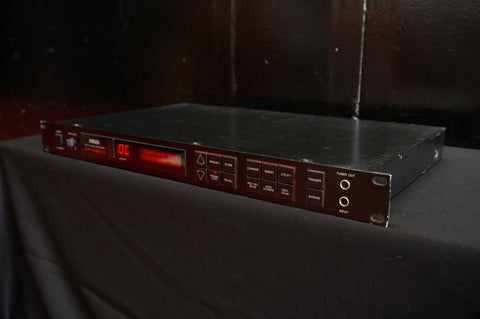 Yamaha SPX50D Digital Effects Sound Processor 1U Rack - 100V