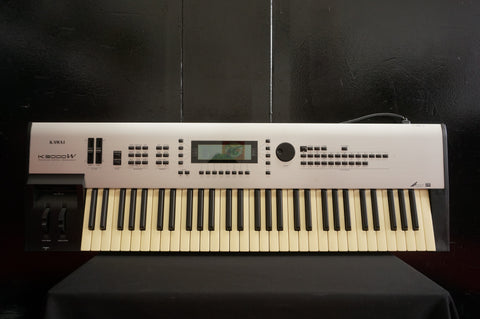 KAWAI K5000W 90's Digital Polyphonic Advanced Additive Synthesiser - 100V