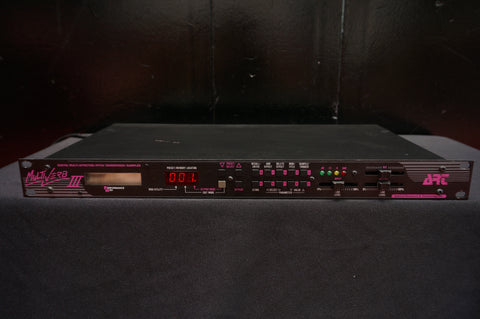 ART Multiverb III Digital Effects Processor 1U Rack Unit - 100V
