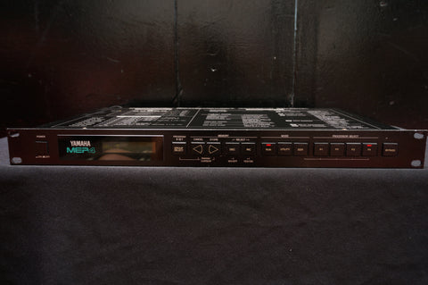 Yamaha MEP-4 1U Rack Mount MIDI Events Processor - 100V