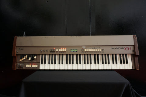 Hammond XB1 XB-1G Rare Limited Edition Drawbar Keyboard Tonewheel Organ Replica
