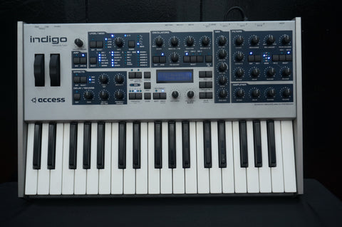 Access Virus Indigo Two 2 Digital Virtual Analogue Polyphonic Synthesiser